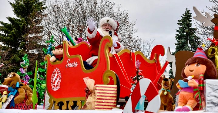 Pickering Santa Claus Parade